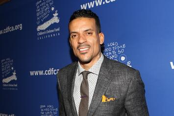 Matt Barnes Expecting Third Child With Model Girlfriend Anansa Sims