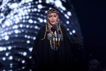 """Madonna On Aretha Franklin Tribute Backlash: People """"Are So Quick To Judge"""""""