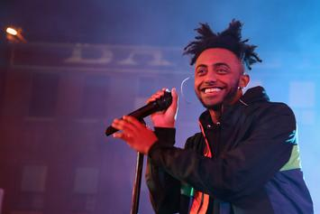 Aminé Announces New Tour With Buddy