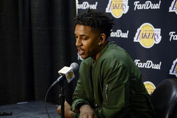 Nick Young Arrested In Hollywood After Failing To Cooperate With Police: Report