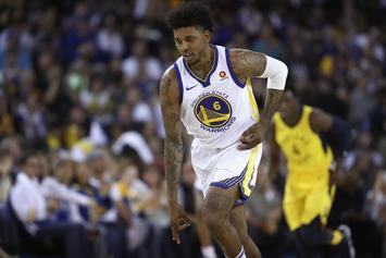 """New Nick Young Arrest Video Shows The NBA Star Yelling: """"Am I Resisting Now?"""""""