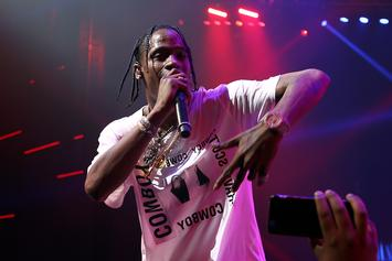 "Travis Scott's ""Astroworld"" Hits Platinum Status"