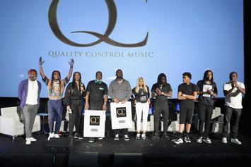 "Quality Control CEO Pee Teases TDE Collaboration: ""Coming Soon"""