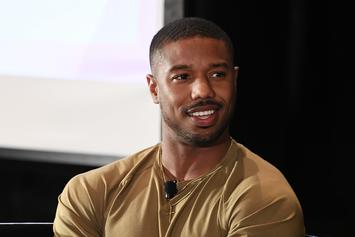 Michael B. Jordan Surprises Students With School Visit & Inspirational Speech