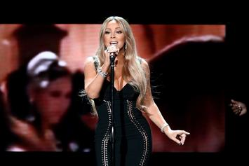 "Mariah Carey's New Project Dismisses ""Anybody Else's Trends"""