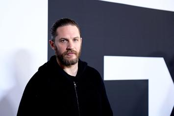"""Tom Hardy Is Contracted To Star In Three """"Venom"""" Movies"""