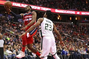"Milwaukee Bucks Lend ""Full Support"" To Sterling Brown's Police Brutality Lawsuit"