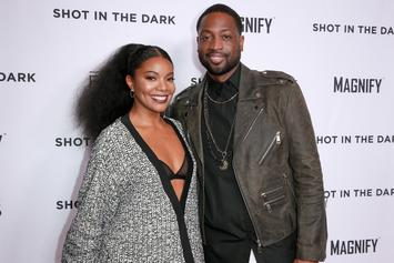 "Gabrielle Union Celebrates 4 Year Anniversary With Dwayne Wade: ""You're Still The One"""