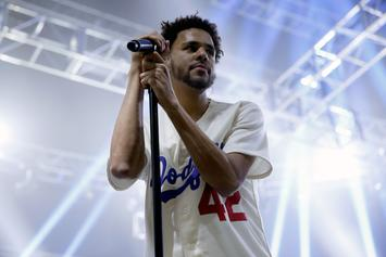 J. Cole's Dreamville Festival Loaded With Big Names: SZA, Young Thug, Big Sean, & More