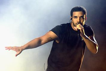 Drake's NYC Stage Setup Is Literally A Giant Scorpion