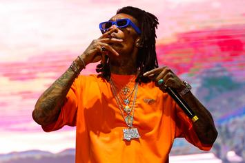 Wiz Khalifa's Weed Makes Swae Lee Nearly Collapse In Hilarious Video