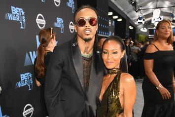"""Jada Smith Wishes August Alsina A Happy Born Day: """"I'm So Proud Of You"""""""