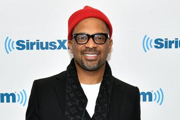Mike Epps Shares Uncanny Resemblance To Richard Pryor In First Pic From Biopic