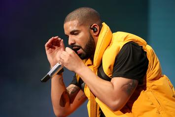 """Drake Collaborates With SSENSE For Exclusive """"Scorpion"""" Gear"""