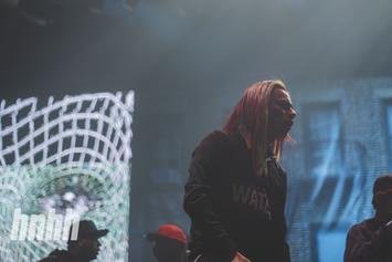6ix9ine Says He Slept With Trippie Redd's Girl At Lil Baby Concert