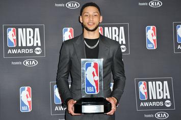 Ben Simmons Sparks Dating Rumours With Model Ashley Moore