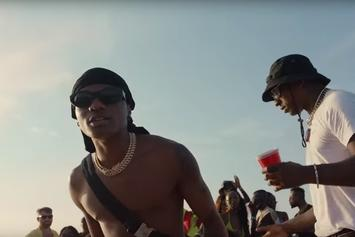 """Skepta Plans His Homecoming With WizKid On """"Energy (Stay Far Away)"""""""