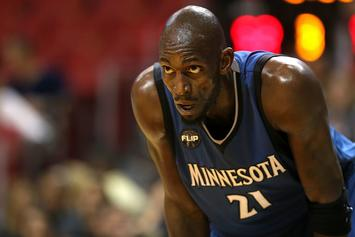 Kevin Garnett Is Suing Accountant He Alleges Stole $77 Million From Him