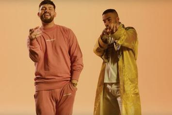 """GASHI Drops Off Colorful New Video For """"Creep On Me"""" With French Montana & DJ Snake"""