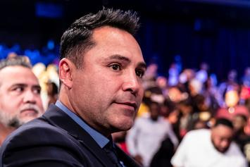 "Oscar De La Hoya ""Very, Very Serious"" About Running For President"