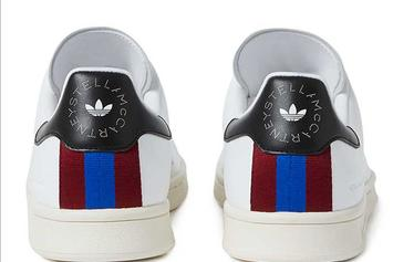 Stella McCartney Unveils Vegan-Friendly Adidas Stan Smith Collab