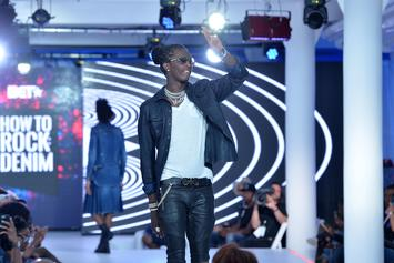 Young Thug's Prosecutors Want Him Held Without Bond: Report