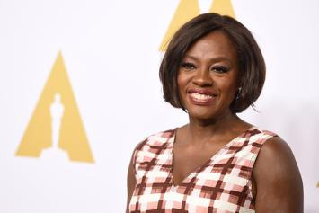 "Oscar Winner Viola Davis Has Regrets About ""The Help"""