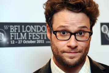 "Seth Rogen Stars On ""Sesame Street,"" Internet Responds With Weed Jokes"