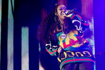 "Missy Elliott's ""Funky White Sister"" Gets Shock Of A Lifetime Performing ""Work It"""