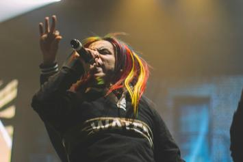 Tekashi 6ix9ine Explains Why He Snuffed Out A Fan On Stage