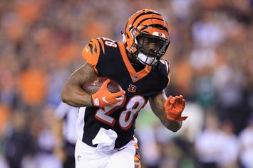 Bengals' Joe Mixon Will Reportedly Undergo Knee Surgery