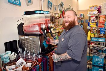 """Action Bronson Announces New Single; Says """"White Bronco"""" Is Coming Soon"""