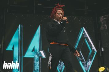 "Trippie Redd Announces Secret Project After ""A Love Letter To You 3"""