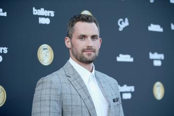Kevin Love Launches Mental Health Fund