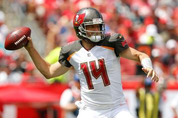 DeSean Jackson Says Bucs Should Stick With Ryan Fitzpatrick At QB