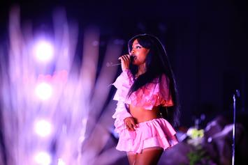 SZA Previews New Songs In IG Videos Ahead Of Upcoming Album Release