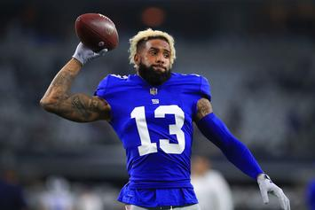 Odell Beckham Jr. Tells Kevin Hart He Considered Pro Soccer Career At Age 13