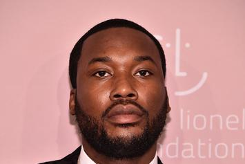 "Meek Mill Says Next Album Will Have A ""Surprise-Release,"" Previews Kaepernick Song"