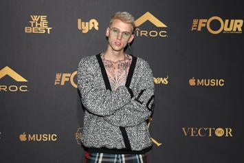 "MGK Admits He Won't Respond To Eminem's ""Killshot"": ""He Called Me A Mumble Rapper"""