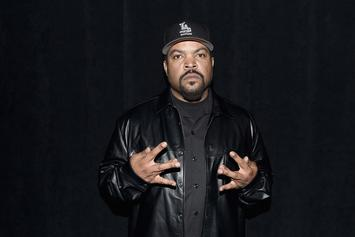 "Ice Cube Reveals The Cover Art For ""Everythang's Corrupt"" Album"