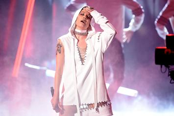 "Halsey Claps Back At Machine Gun Kelly: ""How Absolutely Pathetic"""
