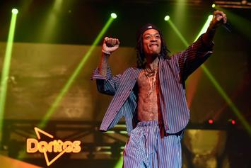 "Wiz Khalifa & Lil Skies Turn Up On Jimmy Kimmel Live With ""Fr Fr"" Performance"