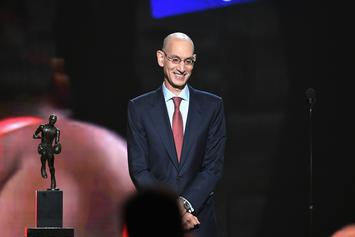 Adam Silver Sends Memo To NBA Teams Urging Them To Hire More Women