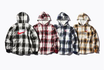Supreme x Nike Introduce F/W Capsule Collection