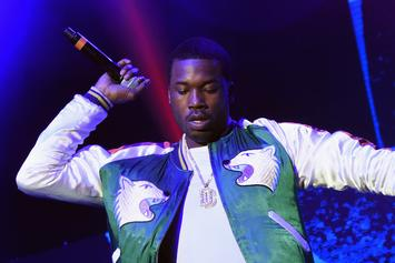 """Meek Mill Makes Ed Sheeran An Honorary Dreamchaser With """"A Chain For Champions"""""""
