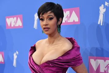 """Cardi B & Nicki Minaj Feud Reportedly Began After Future Was Removed From """"Drip"""""""