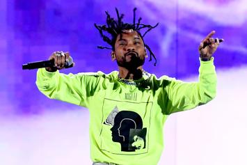 """Miguel Co-Signs Cardi B For A Super Bowl Halftime Set: """"Cardi Would Kill That"""""""