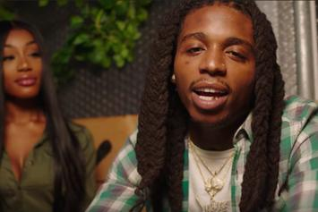 """Jacquees Heads Overseas To """"London"""" For His Latest Video Off """"4275"""""""