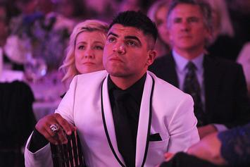 Boxer Victor Ortiz Arrested For Rape, Charged With Three Felonies