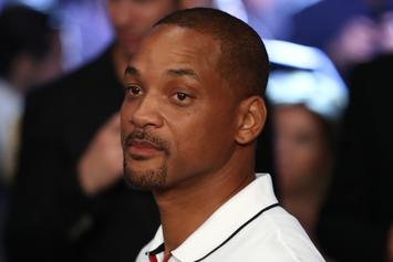 Will Smith Goes Bungee Jumping In Grand Canyon For His 50th Birthday: Watch